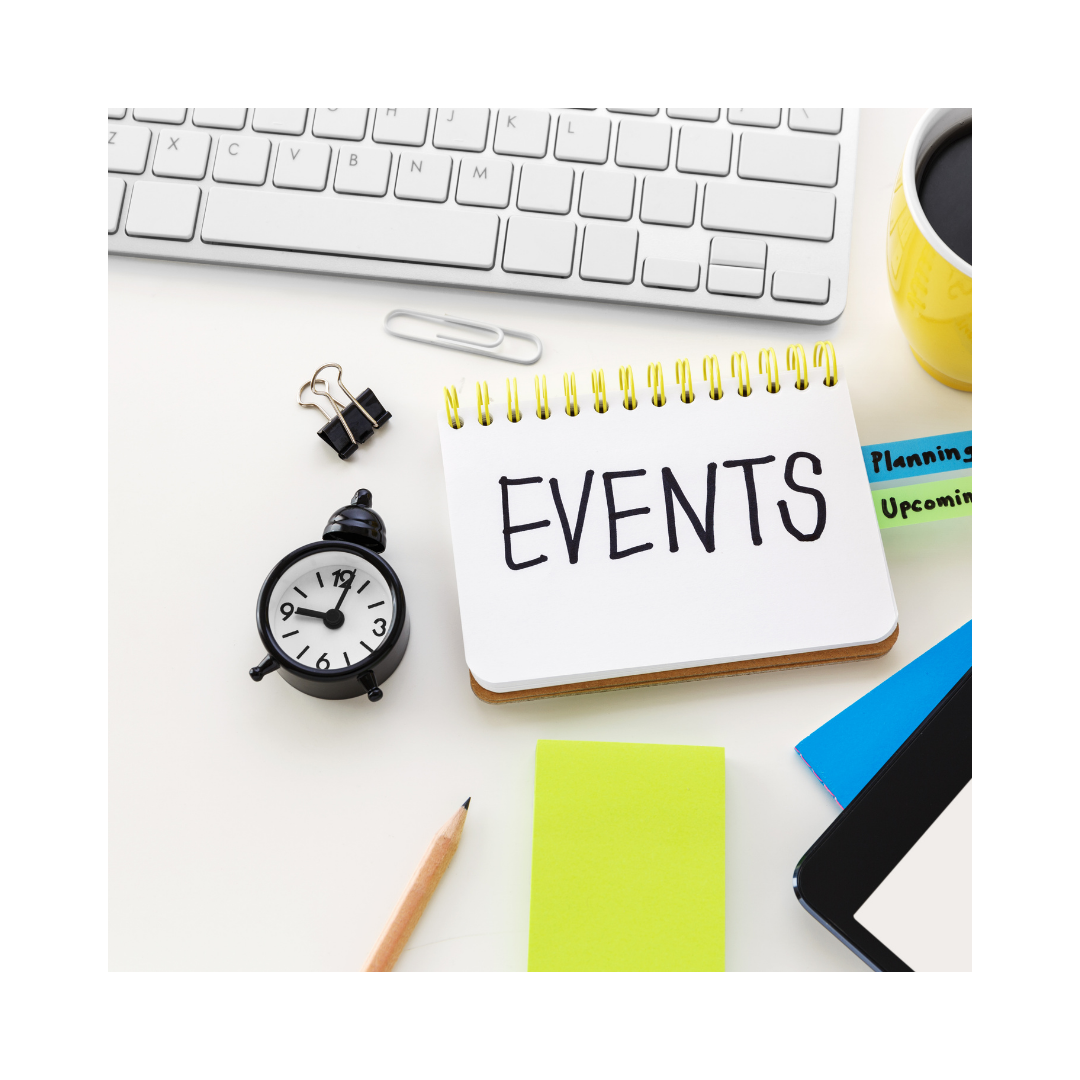Events graphic